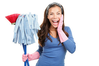 home cleaning tips for fun