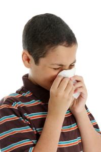 Dirty carpet causes allergies