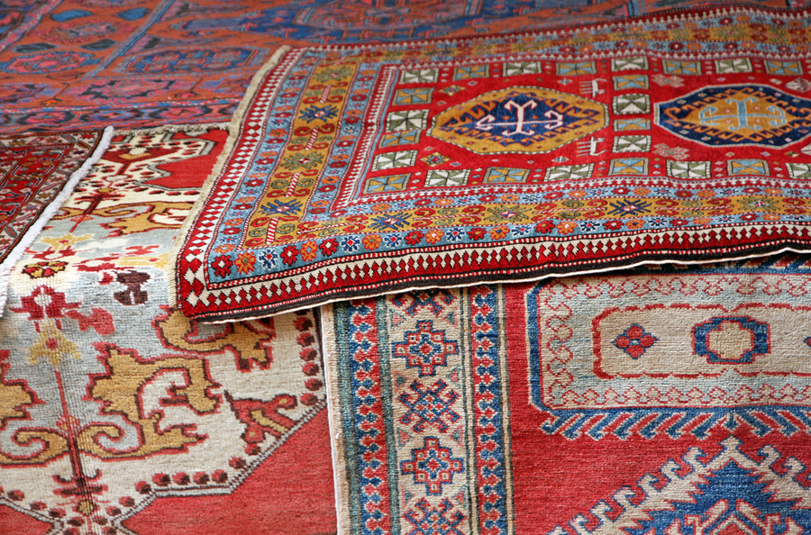 """importance of trust in the story of the persian carpet """"the name of the province or the country of origin is not as important as it once  was, and  take, for example, persian rugs,"""" nourafshan says."""